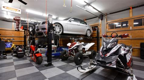 Garage Organization Ta If You Had To Create A Garage What Would It Be Like