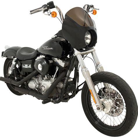 Fairing Custom Kedok Custom Lu Gauntlet Smoke Harley 38 motorcycle windshield brands motorcycle sissy bar luggage 2005 yamaha v 1100