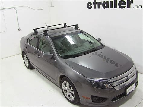 ford fusion roof rack roof rack for 2013 ford fusion etrailer