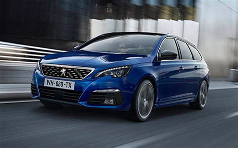 new peugeot 308 with new technology and styling motorshow