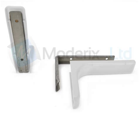 shelf support bracket with covers 120 180 240mm