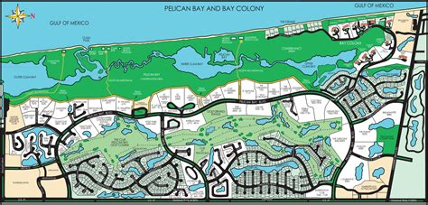 pelican bay florida map pelican bay and bay colony naples fl south bay realty