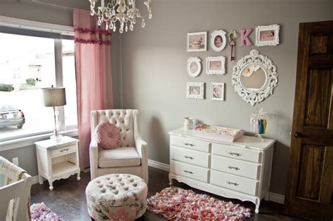 pink and grey toddler room 10 baby nursery ideas