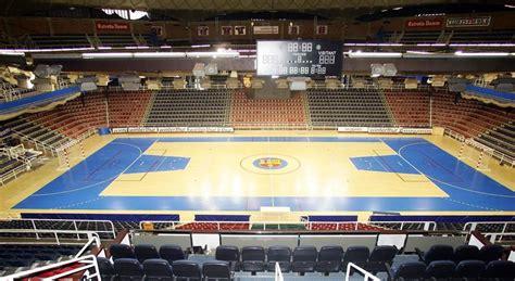 entradas palau blaugrana instalaciones deportivas fc barcelona