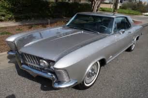 63 Buick Riviera Silver Cloud 63 Buick Riviera Mint2me