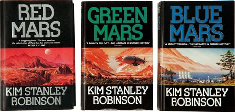 the the trilogy books nature and science from alb a trip around mars