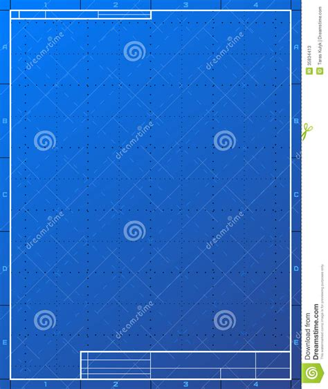 How To Make Blueprint Paper - blank blueprint paper for drafting stock photos image
