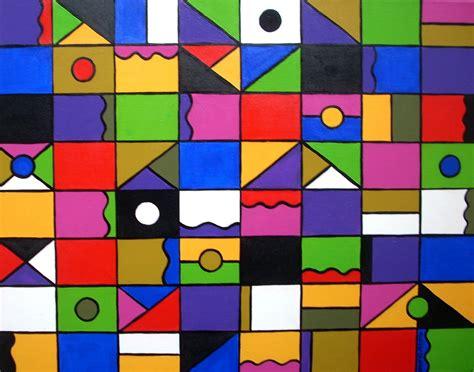 imagenes abstractas liricas con autor cosicas y m 193 s geom 201 tria en el arte