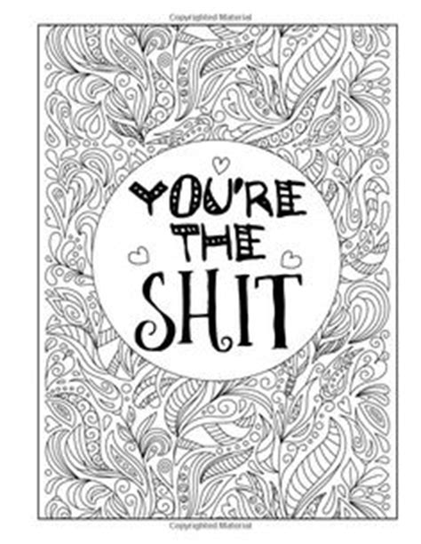 book quotes colouring book books you are a badass a totally inappropriate coloring