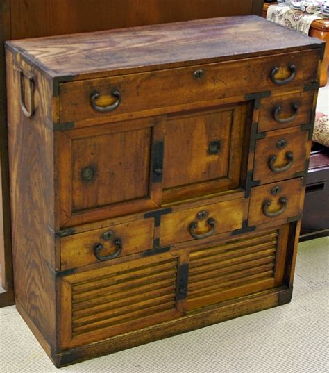 japanese chest antique japanese antique kitchen chests tansu mizuya dansu