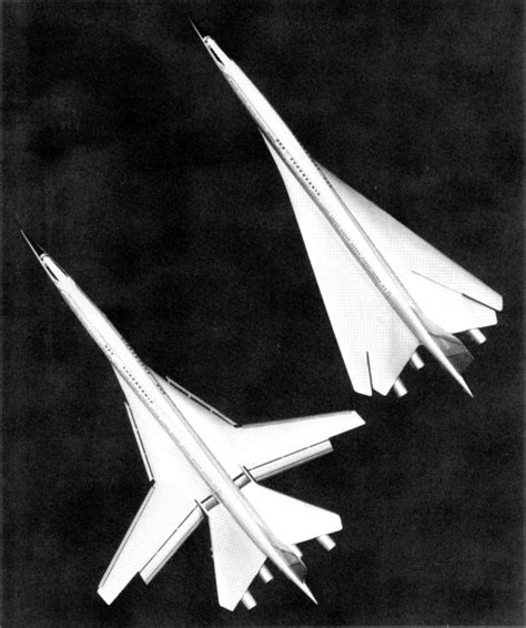 swing wing boeing 2707 sst concept variable geometry quot swing wing