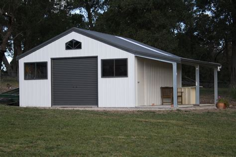 how big is a garage custom garage choose number size style fair dinkum