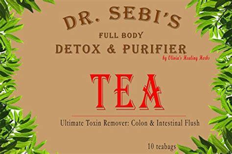 Dr Sebi Detox Cleanse by Teabags The Sports Shoppe