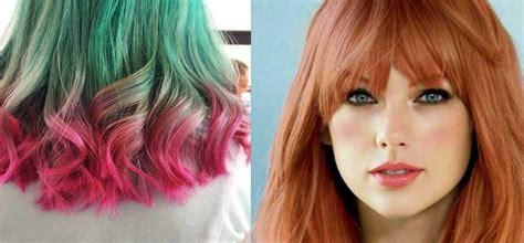 tendencias color cabello primavera verano 2017 color de cabellos verano 2017 tendencias y colores para