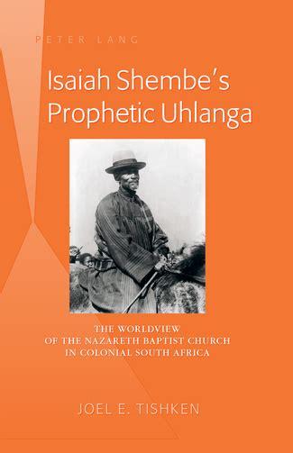 isaiah s a novel of prophets and books prophet isiah shembe enanda