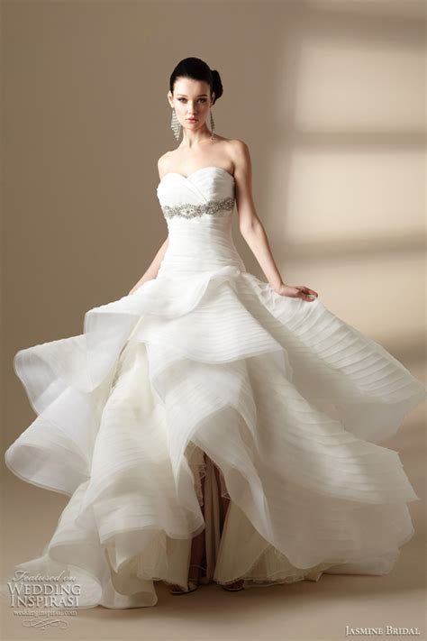 Couture Wedding Dresses by Bridal Couture Wedding Dresses 2012 Wedding