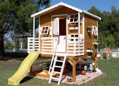 outdoor kids house kids play house in the yard interior design ideas