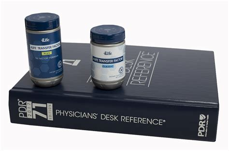 physicians desk reference 4life transfer factor 174 the zenith in immune system support