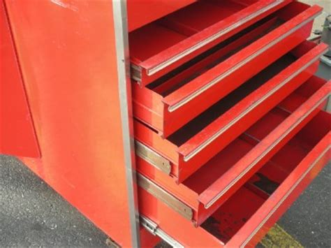 snap on work bench snap on 13 drawer 50 quot tool box storage rolling wheel