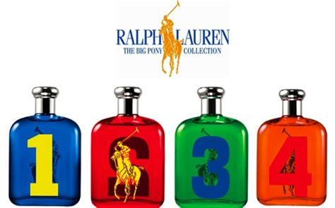 con aroma a the big pony collection de ralph