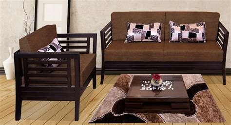 Teak Wood Sofa Set by Get Modern Complete Home Interior With 20 Years Durability