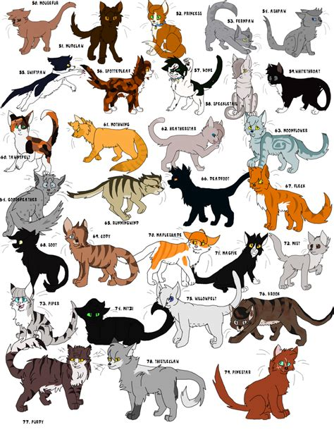 the gallery for gt warrior cats riverclan family tree