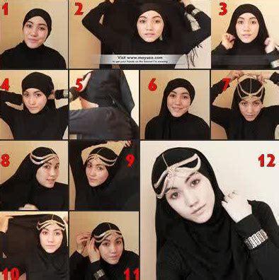 tutorial hijab hana video tutorial hijab modern hana tajima