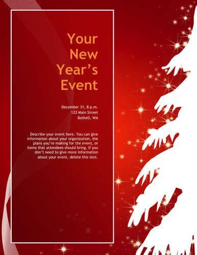 Superb Christmas Cantada #3: Christmas-tree-party-flyer.jpg