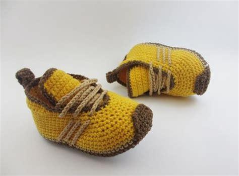 zapatos de varon tejidos mira dise 241 os variados de zapatos tejidos para bebe varon