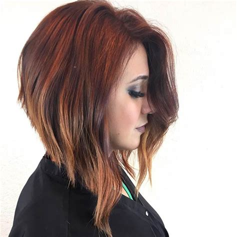lob haircut photo gallery angled lob haircut hairstylegalleries com