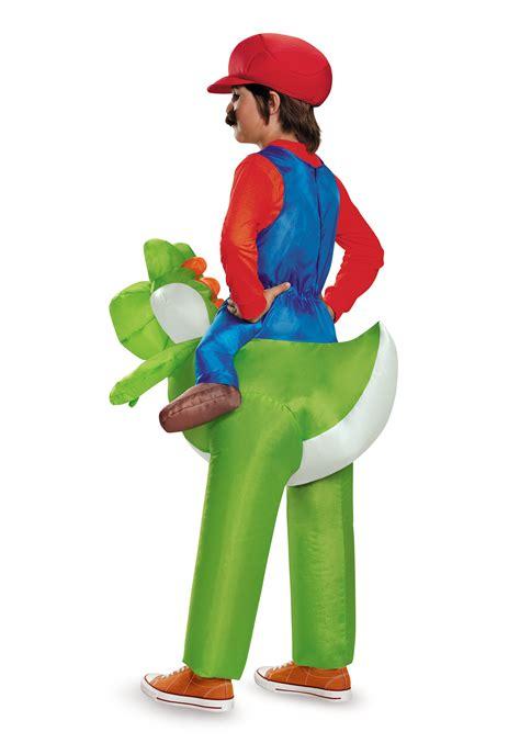 yoshi costume mario yoshi child costume