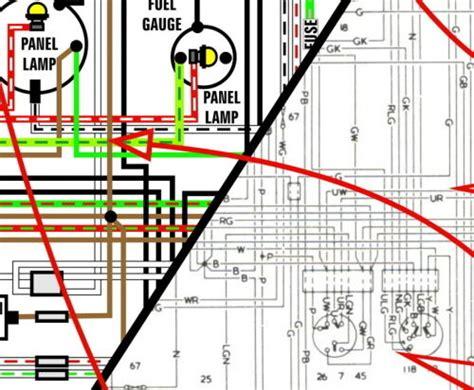 Bmw R80 7 R100 7 R100s 1978 Color Wiring Diagram 11x17 Ebay