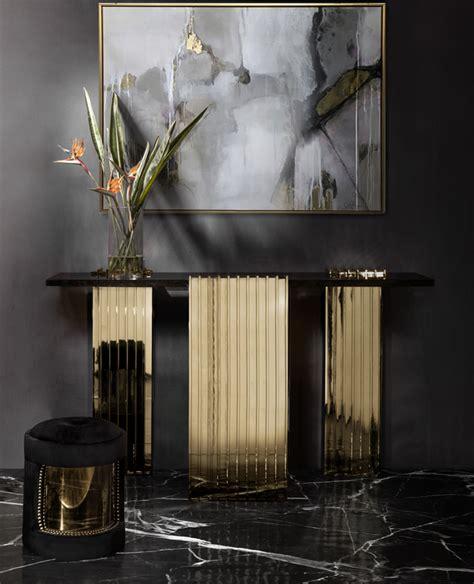 Luxurious Home Decor home decor ideas for a dark and luxurious interior