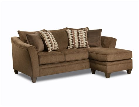 simmons albany sofa with chaise united furniture albany chestnut simmons sofa chaise the