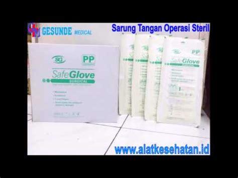 Sarung Tangan Operasi sarung tangan operasi steril sg 7750 www alatkesehatan id alat kesehatan murah