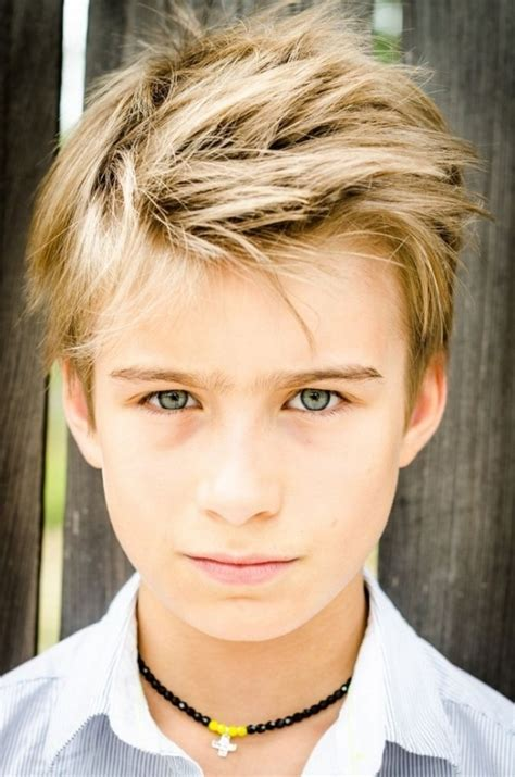 hairstyles for boys 10 12 with short blond hair 42 trendy and cute boys hairstyles for 2016 inside stylish