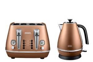 Delonghi Kettle Toaster Set Delonghi Distinta Bundle Copper Ireland