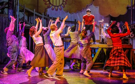 all shook up mayfield production leaves reviewer all shook up gig city