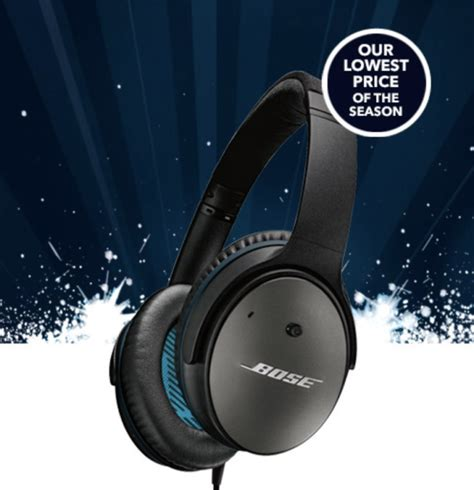 best price bose noise cancelling headphones today only lowest price on bose quietcomfort 25
