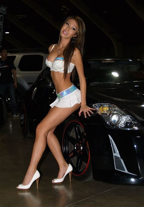 Ass Auto by Sexy Car Show Model Pictures Sexy Car Show Model Photos
