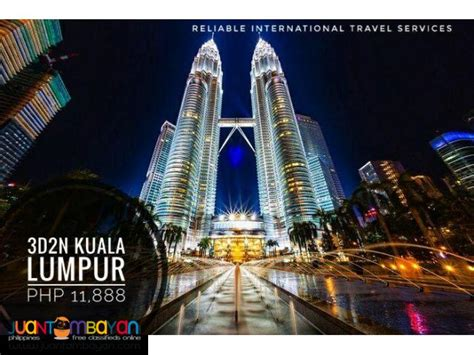 kuala lumpur malaysia tour packages with airfare pasay reliable elysse