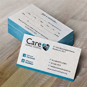 hospital business card graphic design digital tap