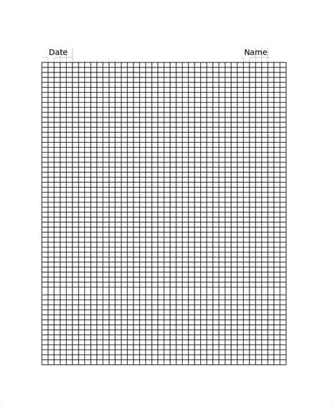 26 Sle Graph Paper Templates Sle Templates Graph Paper Template Excel