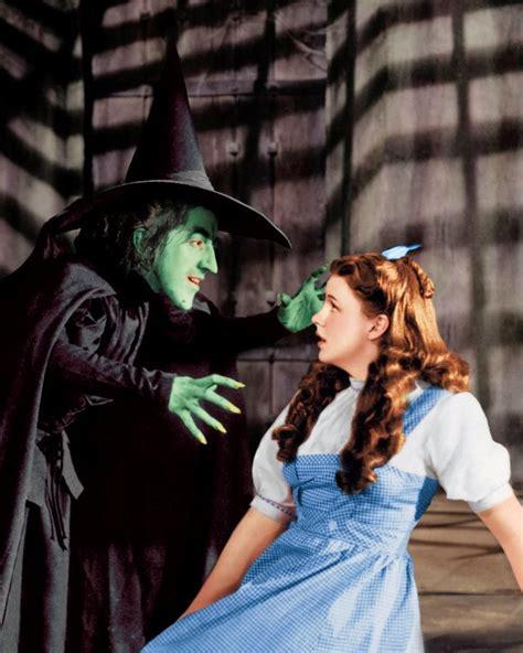 misteri film the wizard of oz wizard of oz wicked witch dorothy 1939 movie tv 8x10