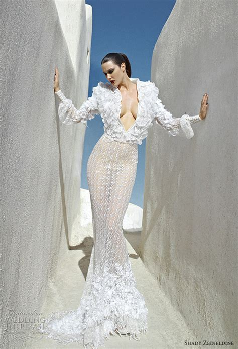 2011 couture wedding dresses by shady zeineldine wedding