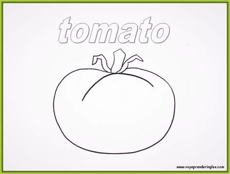 imagenes en ingles para colorear imagenes de frutas para colorear en ingles archivos