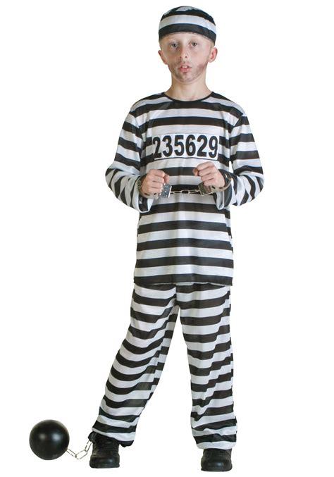 prisoner costume boys prisoner costume