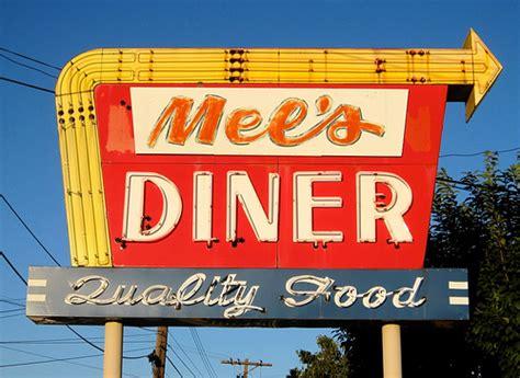 retro dinner mel s diner lebanon pa cool vintage sign and diner best