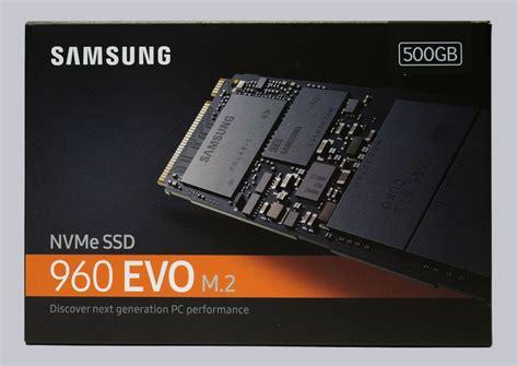 Samsung Ssd 960 Evo M 2 500gb samsung ssd 960 evo 500gb m 2 nvme test