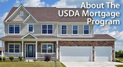rural housing loan requirements usda loans usda loan rates requirements updated for 2017